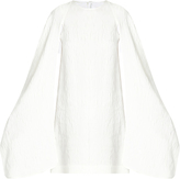 Rosetta Getty Cape Dress