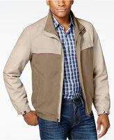 Perry Ellis Men's Colorblocked Stand-Collar Jacket