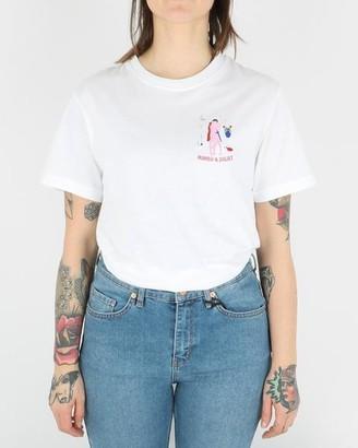 Carne Bollente Romeo In Juliet T Shirt White - S