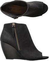BC Footwear Rebellion Ii Peeptoe Wedge