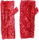 Filles a papa 'Erin' sequined fingerless gloves