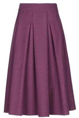 MAISON LAVINIATURRA 3/4 length skirt