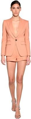 DSQUARED2 Stretch Crepe Suit