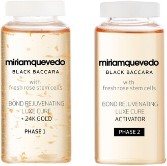 Miriam Quevedo Black Baccara Bond Rejuvenating Luxe Care Hair System