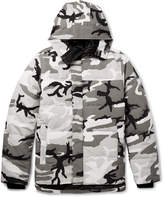 Canada Goose - Macmillan Camouflage-Print Quilted Shell Down Jacket