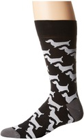 Bugatchi Wiener Dog Socks