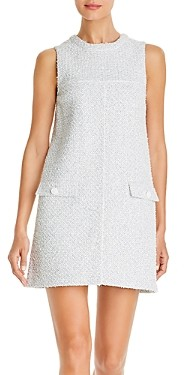 Paule Ka Tweed A-Line Dress