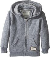 Quiksilver Keller Zip Fleece Top Boy's Clothing