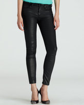 Nailah Faux-Leather Pants