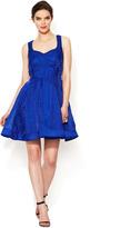Zac Posen Sleeveless Fit & Flare Dress