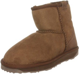 Emu Women's Stinger Mini Hazelnut Ankle Boots W10003 3 UK 35/36 EU 5 US