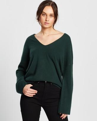 Samsoe & Samsoe Nola V-Neck Sweater