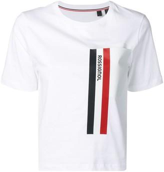 Rossignol open pocket T-shirt