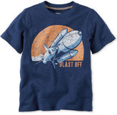 Carter's Blast Off-Print Cotton T-Shirt, Toddler Boys (2T-4T)