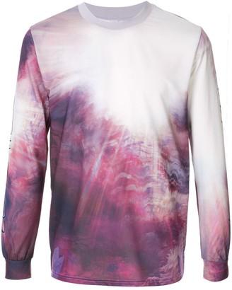 Cottweiler all-over print sweatshirt