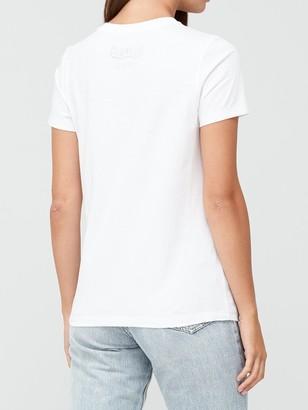 Very Blondie T-Shirt - White