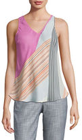 Nic+Zoe Patterned Tank Top
