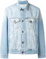 Off-White denim jacket - men - Cotton/Polyester - XS