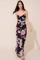 Yumi Kim Cross It Off Silk Maxi