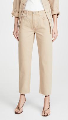 Boyish The Tommy High-Rise Rigid Straight Jeans