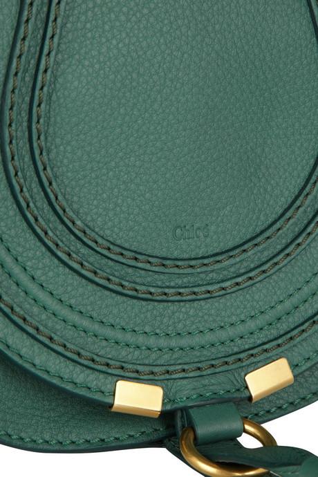 Chloé The Marcie mini leather shoulder bag