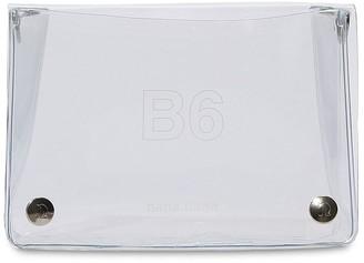 B6 Pvc Crossbody Bag