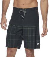 Ocean Current Men's Jaco Plaid Board Shorts