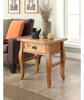 Three Posts Finleyville End Table with Storage