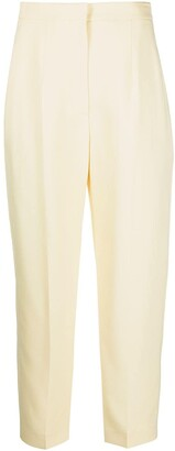 Alexander McQueen Tapered Tailored Trousers