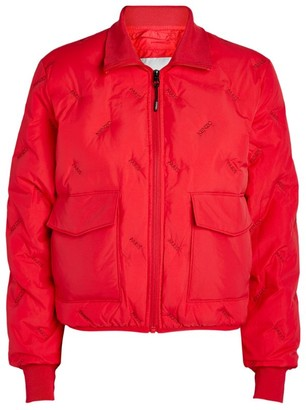 Kenzo Packable Quilted Jacket