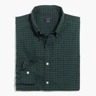 J.Crew Tall flex casual shirt
