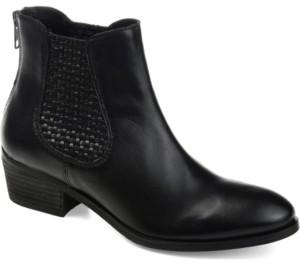 Journee Signature Women's Emerson Booties Women's Shoes