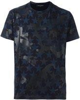 Valentino 'Rockstud Camustars' T-shirt
