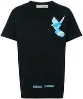 Off-White bird T-shirt - men - Cotton - L