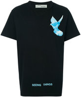 Off-White bird T-shirt - men - Cotton - M