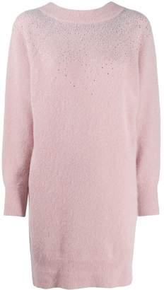 Blumarine knitted jumper dress