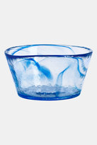 Orrefors Mine Small Bowl - Blue