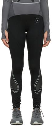 adidas by Stella McCartney Black Truepace Cold.Rdy Leggings