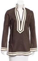 Tory Burch Long Sleeve Tunic