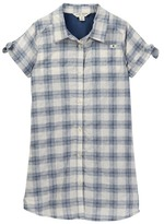 Lucky Brand Bree Plaid Shirt Dress (Little Girls)