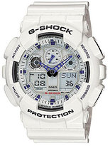 G-Shock XL Big Face Combi White Watch