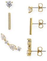 Nadri Stud Earrings, Set of 3 Pairs - 100% Bloomingdale's Exclusive