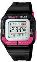 Casio Women's Core SDB100-1B Rubber Quartz Watch