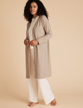 Marks and Spencer Cosy Knit Longline Cardigan