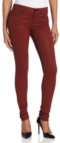 Habitual Women's Eve Skinny Jean in Earthen Crinkle