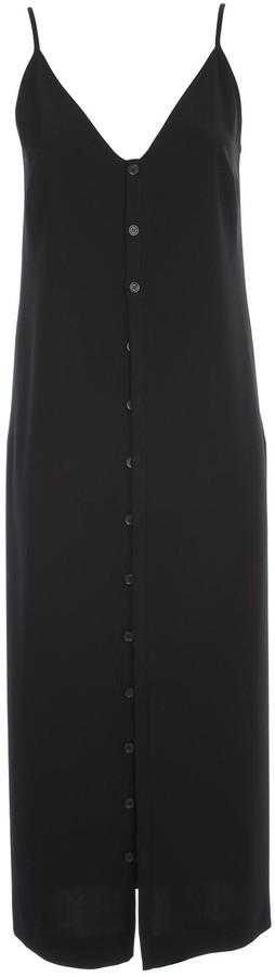 Maison Margiela Dress W/s Satin Crepe