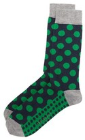 Ted Baker Edge Polka Dot Socks