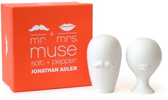 Jonathan Adler Mr. & Mrs. Muse Salt & Pepper Set