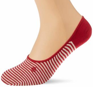Springfield Women's 5.t.Pinky.Rayas.logo-c/65 Ankle Socks