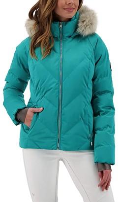 Obermeyer Bombshell Jacket (Be My Bay) Women's Coat
